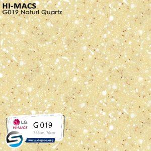 هایمکس-NATURALQUARTZ-G019
