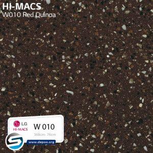 هایمکس-REDQUINOA-W010 گروه سنگ مصنوعی  ایران
