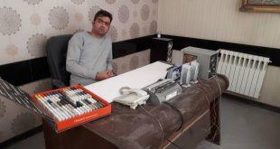 Mohammad Reza Ghaderi گروه سنگ مصنوعی  ایران